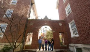 Students at University of Kentucky