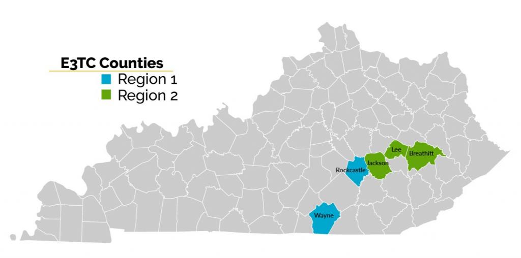 Project E3 in Kentucky
