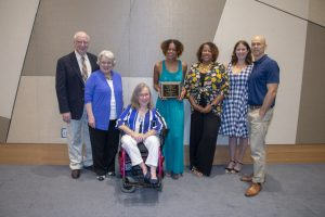 Burberrys, Katthy Sheppard-Jones, Kennedy Guess, Elaine Eisenbaum, and Walter Bower
