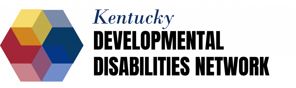 Kentucky Developmental Disabilities Network Logo