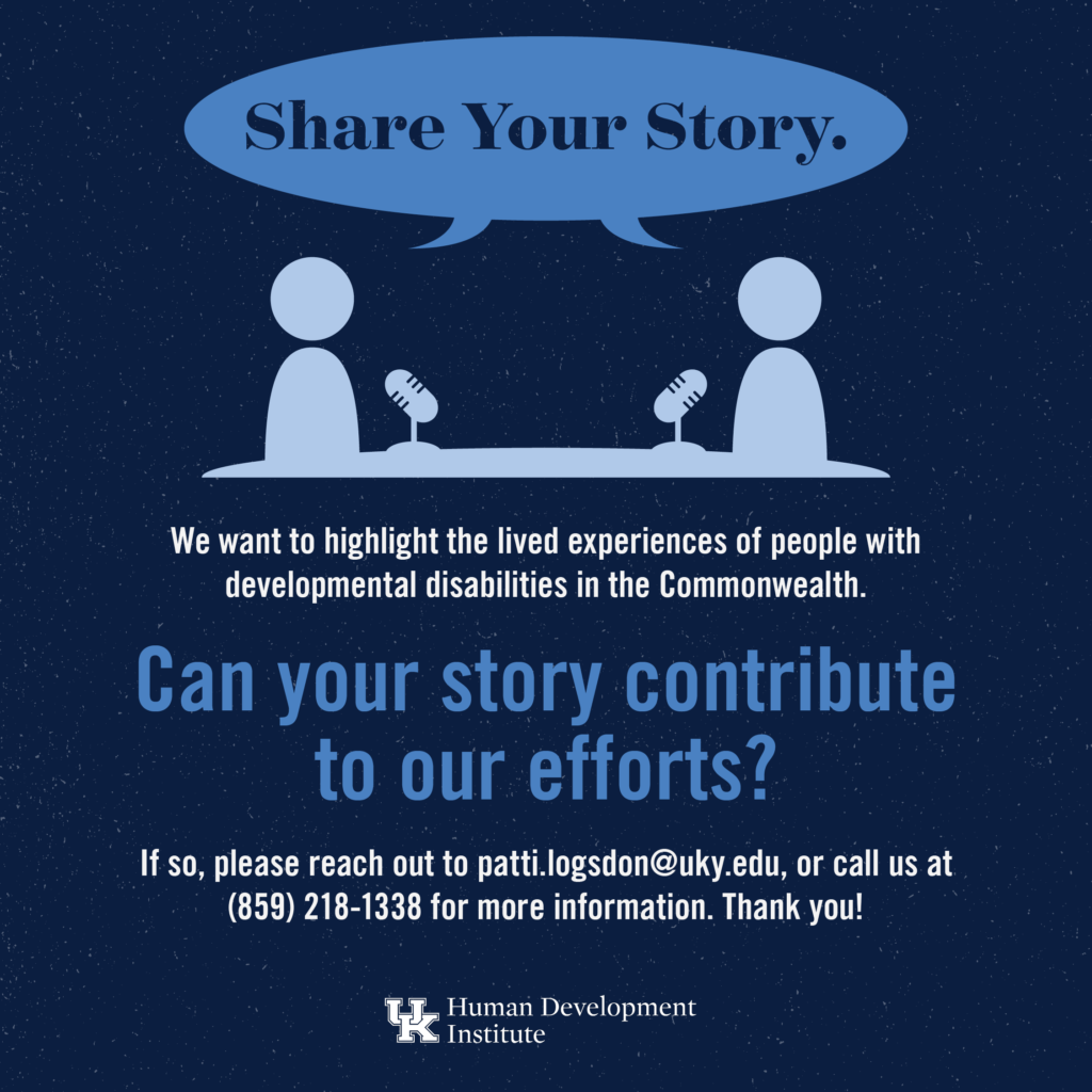 The HDI Digital Storytelling Initiative features Dr. Phillip Rumrill