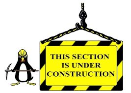 This Section is under Construction